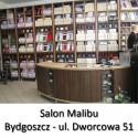 Salon Malibu Bydgoszcz ul. Dworcowa 51