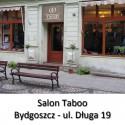 Salon Taboo Bydgoszcz ul. Długa 19