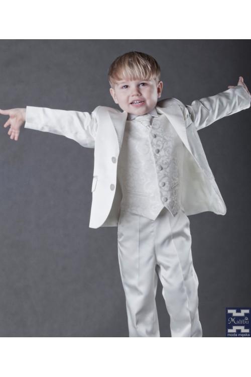 Jasny garnitur dziecięcy