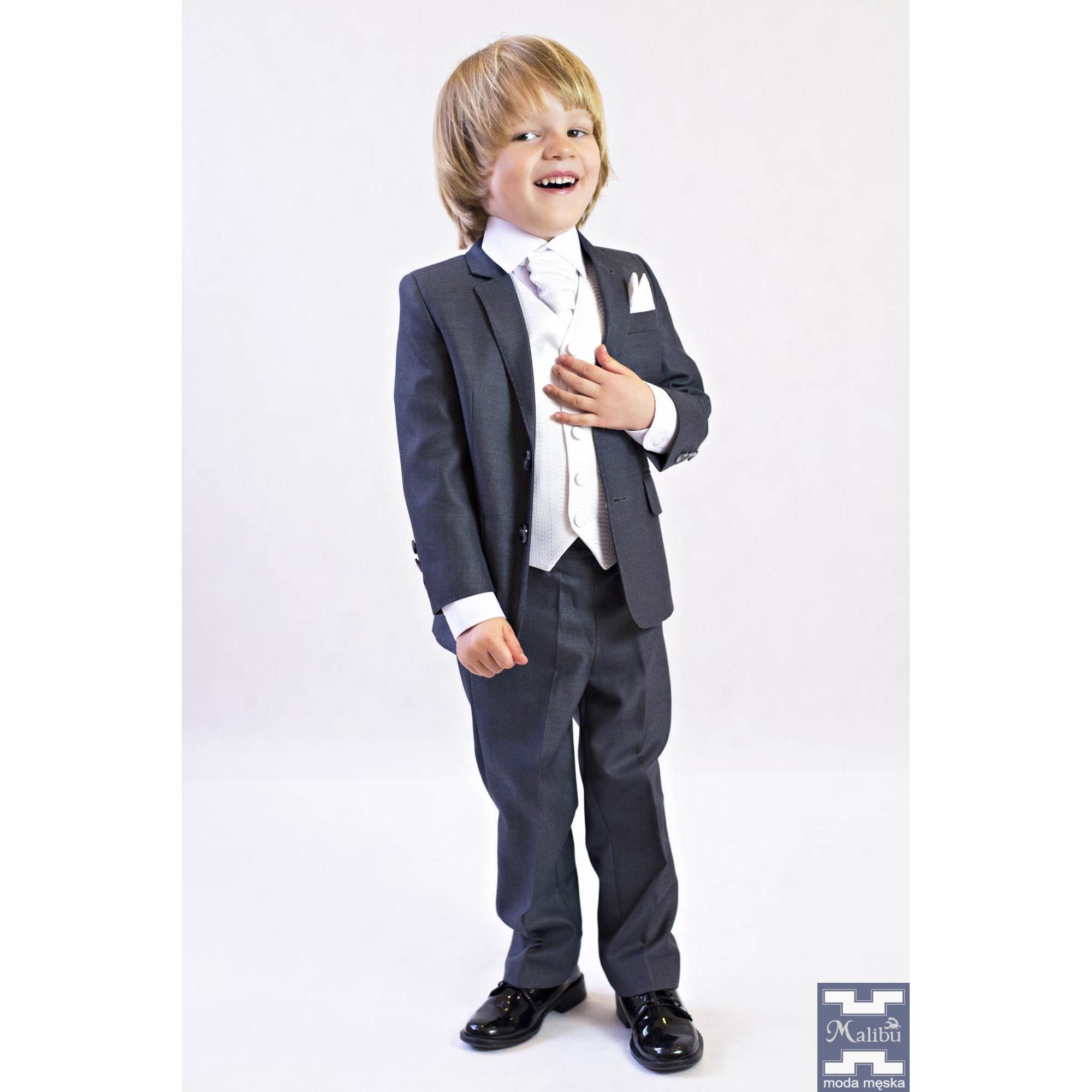 89cf750b55fac Szary garnitur dziecięcy